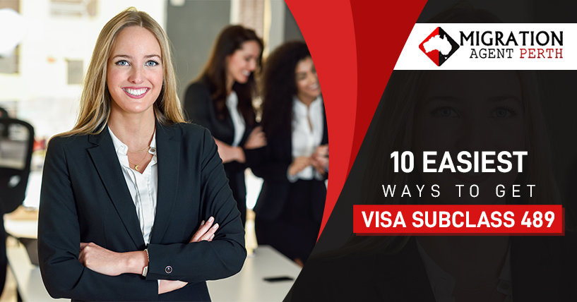 10 Easiest Ways To Get Skilled Regional Visa Subclass 489