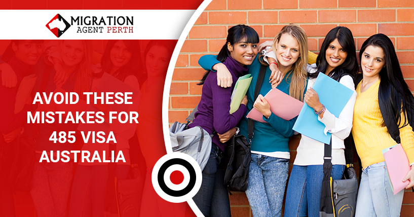 Mistakes To Avoid While Applying For 485 Visa Australia