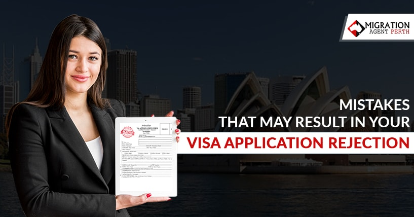 Mistake That May Result In Your Australian Visa Application Rejection