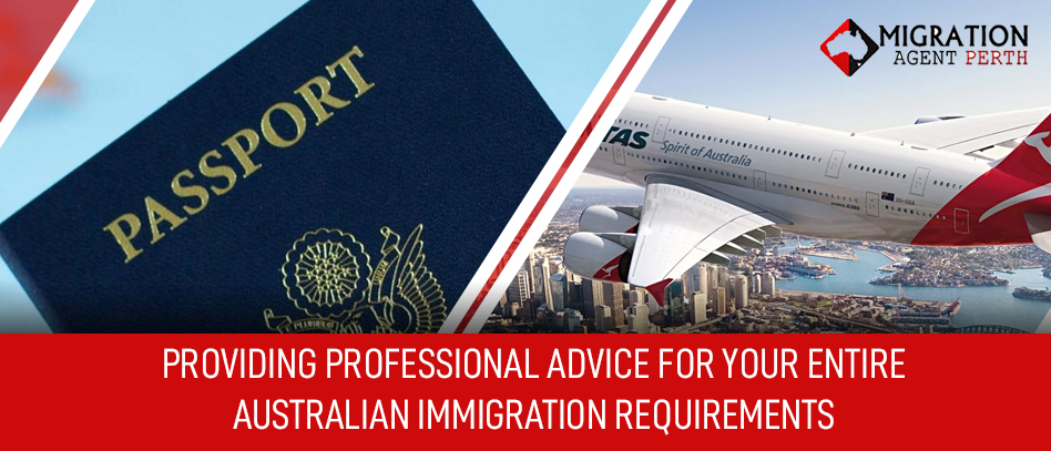 Providing Professional Advice for Your Entire Australian Immigration Requirements